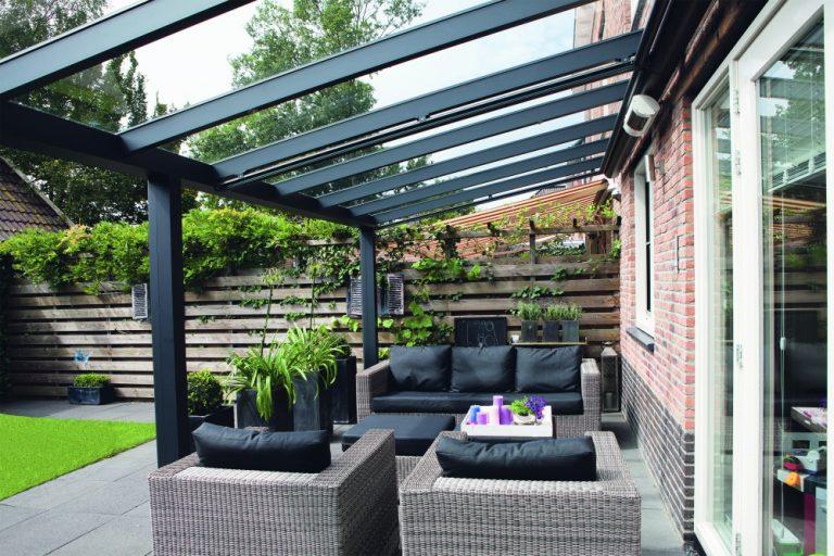 Aanblik Wormerveer - Kunststof kozijnen - veranda terrasoverkapping