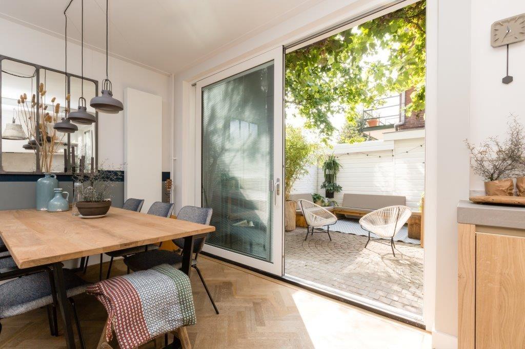 Aanblik Wormerveer - Kunststof kozijnen - schuifpui of Openslaande deuren