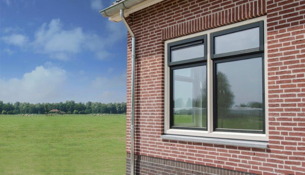 Aanblik Wormerveer - Kunststof kozijnen - kunststof kozijnen betere isolatie en uitstraling