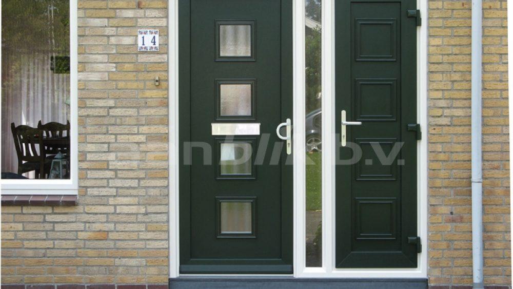 Aanblik Wormerveer - ontwerp uw eigen Kunststof voordeur kunststof deuren