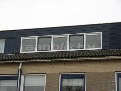 Aanblik Wormerveer - Kunststof kozijnen – Kunststof ramen met ventilatieroosters