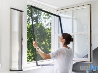Aanblik Wormerveer - Kunststof kozijnen - horren in kunststof ramen - inzethor