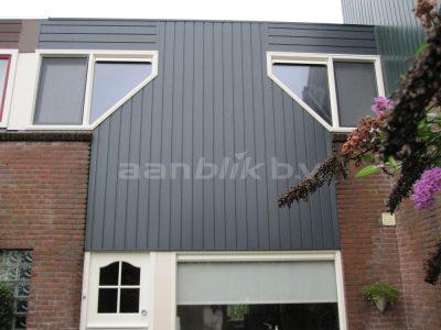 Aanblik Wormerveer - Kunststof kozijnen - Keralit Gevelbekleding grijs