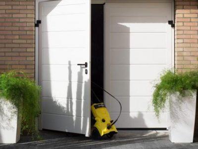 Hormann Openslaande Garagedeuren bij Aanblik Wormerveer