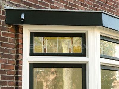 Aanblik Wormerveer - Kunststof kozijnen – Glas-in-lood isolatieglas