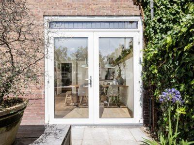 Aanblik Wormerveer - kunststof kozijnen - Kunststof tuindeuren
