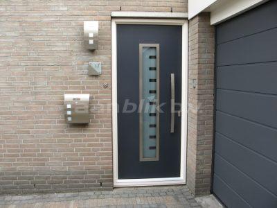 Aanblik Wormerveer - Schüco kunststof kozijnen - Voordeur kunststof