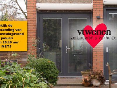 Aanblik Wormerveer - Kunststof kozijnen - VTwonen - meer daglicht met openslaande deuren