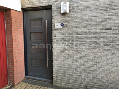 Aanblik Wormerveer - Kunststof kozijnen - VTwonen - stel zelf je voordeur samen